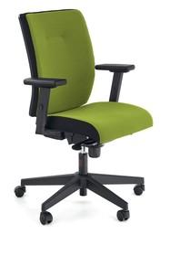 Fotel POP - zielony/czarny