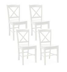 Zestaw 4x krzesło CD-56 - biały