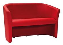 Sofa TM-2 EK-6 - czerwony