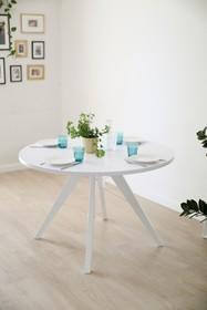 Stół okrągły LUXURY 100