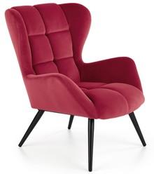 Fotel TYRION - bordowy