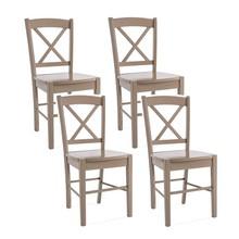Zestaw 4x krzesło CD-56 - truflowy