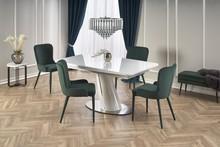 Stół rozkładany ODENSE - biały