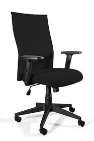Fotel biurowy BLACK ON BLACK PLUS