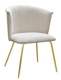 Krzesło LISA Ideal Gold