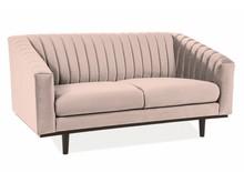 Sofa ASPREY 2 VELVET - beżowy Bluvel 28
