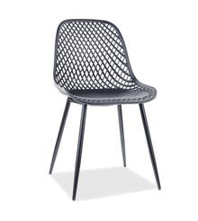 Krzesło CORRAL A - czarny