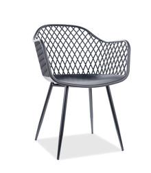 Krzesło CORRAL B - czarny