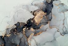 Obraz na szkle GOLDEN TIDE 120x80