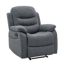 Fotel rozkładany NERON - szary