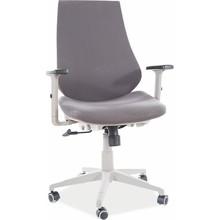 Fotel obrotowy Q-361 - szary