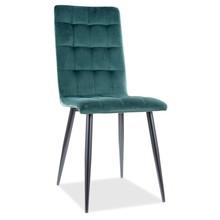Krzesło OTTO Velvet - zielony Bluvel 78