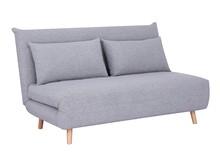 Sofa rozkładana SPIKE II - szary