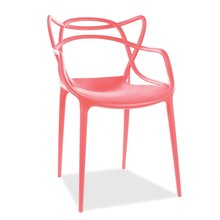 Krzesło TOBY - czerwony