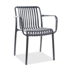 Krzesło TRAVIS - czarny