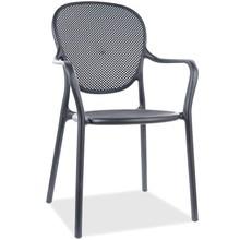 Krzesło TREVOR - czarny