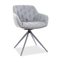 Krzesło TULIP - szary