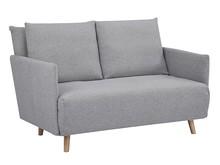 Sofa rozkładana WILLY - szary