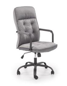 Fotel biurowy COLIN - popielaty
