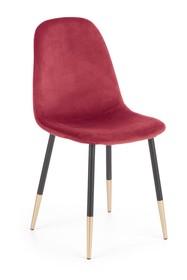 Krzesło K379 - bordowy
