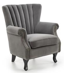 Fotel TITAN - popielaty