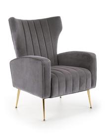 Fotel VARIO - popielaty