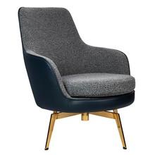 Fotel obrotowy TORO - grafitowy