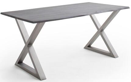 Stół rozkładany GARANT 80/170x80 - dąb wotan