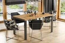 Stół rozkładany GARANT 130/265x80 - dąb artisan