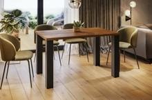 Stół rozkładany JUKA 80/170x80 - dąb stirling