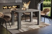 Stół rozkładany NISA 80/215x80 - beton