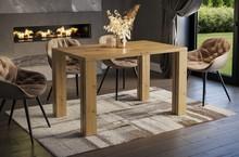 Stół rozkładany NISA 130/220x80 - dąb artisan