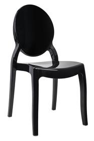 Krzesło ELIZABETH - czarny