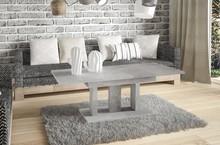 Ława rozkładana ALIA 170 110/170x65 - beton