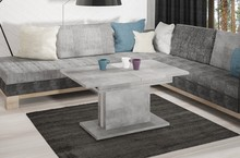 Ławostół LIRA 170 110/170x65 - beton