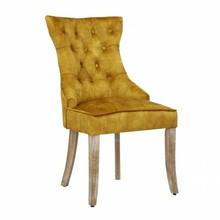 Krzesło CASTLE - żółty