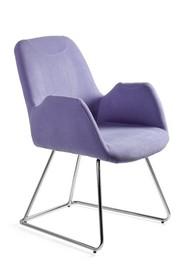 Krzesło CITY - niebieski