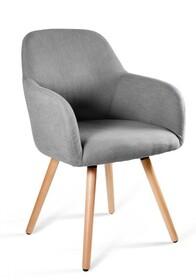 Krzesło LINE - szary