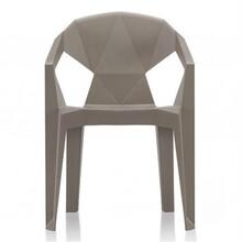 Krzesło MUZE TAUPE