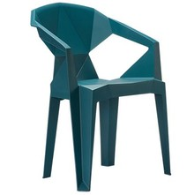 Krzesło MUZE TEALBLUE