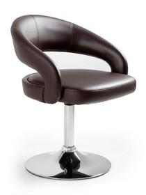 Fotel STILO - brązowy