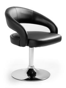 Fotel STILO - czarny