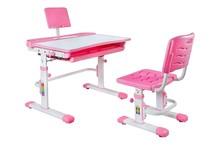 Biurko z krzesłem CANDY - różowy