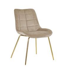 Krzesło VOLTA Ideal Gold