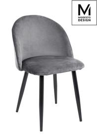 Krzesło NICOLE - szary