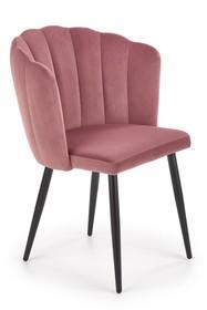 Krzesło K386 - różowy