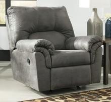 Fotel z podnóżkiem RECLINER 1200125