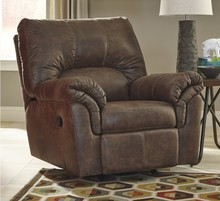 Fotel z podnóżkiem RECLINER 1200025