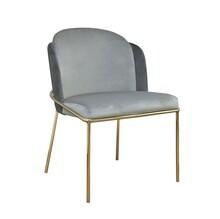 Krzesło POLLY NEW - złoty stelaż