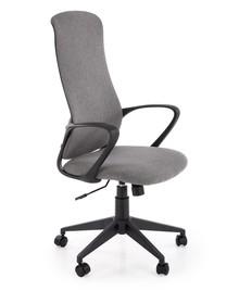 Fotel biurowy FIBERO - popielaty